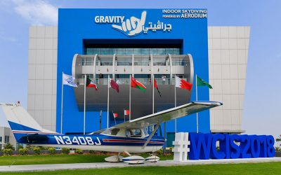 World Cup Of Indoor Skydiving 2018 Gravity Bahrain