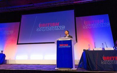 British Skydiving Virtual AGM